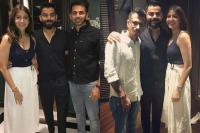 Pics: अनुष्का शर्मा ने पति विराट के साथ RCB की टीम और अन्य क्रिकेटर्स के लिए होस्ट की डिनर पार्टी
