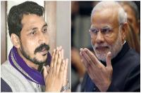 भीम आर्मी के प्रमुख चन्द्रशेखर का यू-टर्न, वाराणसी से मोदी के खिलाफ नहीं लड़ेंगे चुनाव