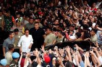 इंडोनेशिया में विडोडो दूसरी बार राष्ट्रपति बनने के लिए तैयार