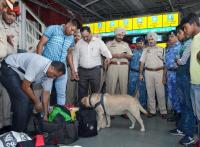 जैश की धमकी के बाद जम्मू रेलवे स्टेशन में सुरक्षा कड़ी