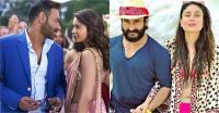 ''दे दे प्यार दे'' के ट्रेलर में सैफीना के ऐज गैप को लेकर बोले अजय, सैफ ने दिया ऐसा रिएक्शन