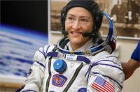 नासा की महिला अंतरिक्ष यात्री नया रिकार्ड बनाने को तैयार