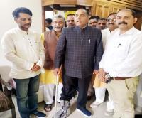 रूठों को मनाने के साथ ही CM जयराम ने विधायकों से लिया Feedback