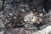 आसमानी बिजली गिरने से पूर्व विधायक तरसेम की कोठी में लगी भंयकर आग