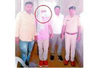 25 हजार रुपए का वांछित अपराधी संदीप उर्फसैंडी गिरफ्तार