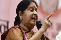 सुषमा स्वराज ने त्रिपोली में फंसे भारतीयों से अपील, तुरंत वहां से निकले