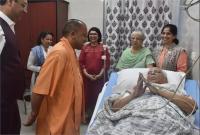 राज्यपाल राम नाईक पूरी तरह स्वस्थ, अस्पताल से मिली छुट्टी