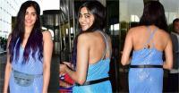 एयरपोर्ट पर अजीबोगरीब ड्रेस में दिखीं अदा शर्मा, तस्वीरें देख हो जाएंगे शॉक्ड