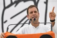 'न्याय' योजना गरीबी पर सर्जिकल स्ट्राइक की तरह होगी :राहुल