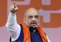 आतंकवाद को जवाब देने के लिए मोदी को दोबारा PM बनाना चाहिए: शाह