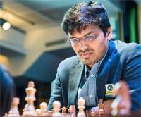 शेनज़ेन मास्टर्स शतरंज - टॉप सीड चीन के दिङ लीरेन को हरा हरिकृष्णा सयुंक्त पहले स्थान पर