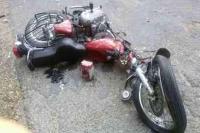 ट्रैक्टर की चपेट में आने से मोटरसाइकिल सवार युवक की मौत, चालक मौके से फरार