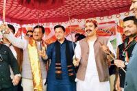 आश्रय के प्रचार को कुल्लू पहुंचे विक्रमादित्य ने BJP पर साधा निशाना, जानिए क्या बोले