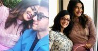 Pics: शादी के बाद प्रियंका चोपड़ा ने पति निक और सास संग मनाया पहला ईस्टर