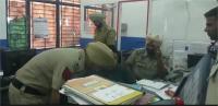 बैंक आफ इंडिया की ब्रांच से 17.65 लाख की लूट