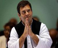 लोकसभा चुनाव 2019: सही पाया गया अमेठी से राहुल गांधी का नामांकन