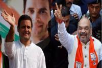 लोकसभा के तीसरे चरण के लिए वोटिंग कल, अमित शाह-राहुल की किस्मत EVM में होगी बंद