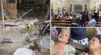 श्रीलंका में राष्ट्रीय आपातकल घोषित, सीरियल ब्लास्ट में अब तक 290 लोगों की मौत