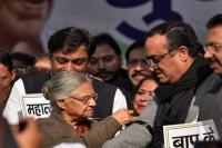 कांग्रेस ने घोषित किए दिल्ली के 6 कैंडिडेट,  मैदान में शीला-माकन