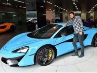 भारतीय मजदूर ने अपने मोबाइल कारण दुबई में जीती 2 करोड़ की कार