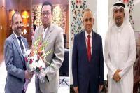 Global Investor Meet की तैयारी में जुटी अफसरशाही, Delhi में मुलाकातों का दौर जारी