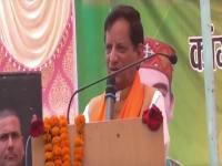 वीरभद्र सिंह को झूठ बोलने में मिलेगा Gold Medal: किशन कपूर (Video)