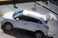 दुकान से घी खरीदने आए व्यापारी की गाड़ी से 1 लाख 5 हजार रुपए चोरी