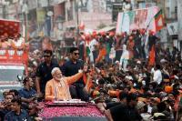 दिल्ली में PM मोदी की मेगा रैली कल, बुक कराई गईं 5 हजार बसें
