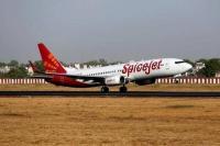 SpiceJet के दो विमानों में उड़ान के दौरान आई तकनीकी खामी