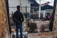 इंडोनेशिया की जेल में हिंसा के बाद 34 कैदी फरार