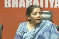 पीएम और पार्टी के बचाव में उतरीं रक्षामंत्री, मायावती को कुछ इस तरह दिया जवाब