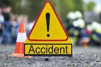 दर्दनाक हादसा : तेज रफ्तार वाहन की टक्कर से वृद्ध राहगीर की मौत