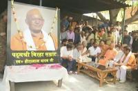CM योगी ने 'पद्मश्री' हीरालाल यादव के परिजनों से की मुलाकात