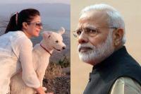 PM मोदी के बयान पर उर्मिला कीचुटकी, ''शुक्र है बादल नहीं हैं, डाॅगी को रडार सिग्नल साफ मिलेगा''