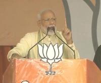 हार की हताशा में मुझे गाली देने में जुटे हुए हैं महामिलावटी लोग: PM मोदी