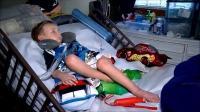 पोलियो जैसी दुर्लभ बीमारी से जूझ रहे बच्चे को ट्रंप ने लिखा पत्र, भेजा भावुक संदेश