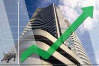 दिनभर की तेजी गंवाकर बंद हुआ शेयर बाजार, सेंसेक्स 203 अंक टूटा