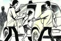 2 अज्ञात व्यक्ति युवक को ईनोवा गाड़ी में अगवाह करके हुए फरार