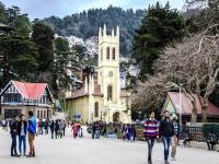 'पहाड़ों की रानी' पर्यटकों को लुभाने के लिए तैयार