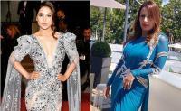 हिना खान के बाद अब इस TV एक्ट्रेस का कान्स में शाही डेब्यू, देखें तस्वीरें