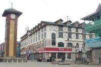 अलगाववादियों के आहवान पर कश्मीर बंद ,  जनजीवन प्रभावित