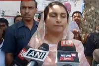 बादल परिवार ने डाली वोट, कहा- नरेंद्र मोदी ही होंगे अगले PM