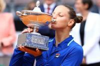 इटालियन ओपन : पिलिसकोवा ने कोंटा को हराकर जीता खिताब