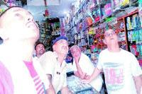 ग्राहक बनकर आए लुटेरे ने उड़ाए शराब कारोबारी की जेब से 14 हजार रुपए