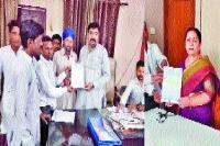 स्थानीय नेताओं तक पहुंचा नियुक्ति में धांधली का मामला