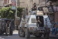 मिस्र में 16 संदिग्ध आतंकवादी मारे गए