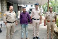 1.100 किलोग्राम चरस सहित एक गिरफ्तार, पुलिस रिमांड पर भेजा