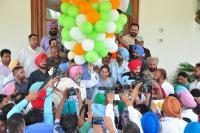 परनीत कौर की ला-मिसाल जीत में मुख्यमंत्री कै. अमरेंद्र की 'चेतावनी' का अहम योगदान