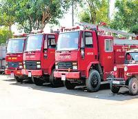 सूरत में आग की घटना के बाद चंडीगढ़ का फायर डिपार्टमैंट अलर्ट