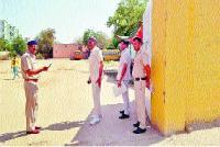 परीक्षार्थियों को दिक्कत न हो ट्रैफिक पुलिस बना रही प्लान